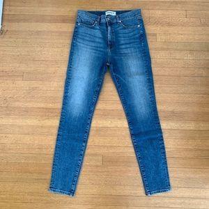 Frankie B. sz 30 super stretchy jeans